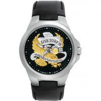 Herren Harley Davidson Uhr