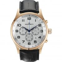 Mens Kennett Savro Modern Chronograph Watch