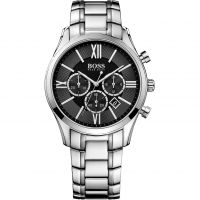 Hugo Boss Ambassador Exclusive Herenchronograaf Zilver 1513196