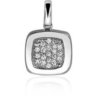 Ladies Zinzi Sterling Silver Pendant ZIH1058