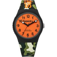 Herren Superdry Urban Watch SYG164NO