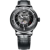 homme FIYTA 3D Time Skeleton Limited Edition Watch GA8606.BBB