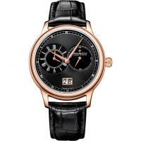Orologio da Uomo Dreyfuss Co 1946 Dual Time Zone DGS00122/04