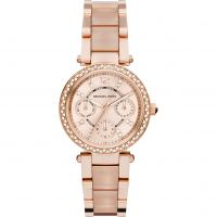 Ladies Michael Kors Parker Ceramic Watch