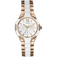 Femmes Guess Center Stage Montre