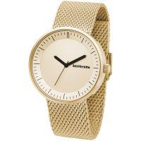 Unisex Lambretta Franco Mesh Watch 2165GOL