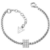 Damen Guess Rhodium Plated Armband