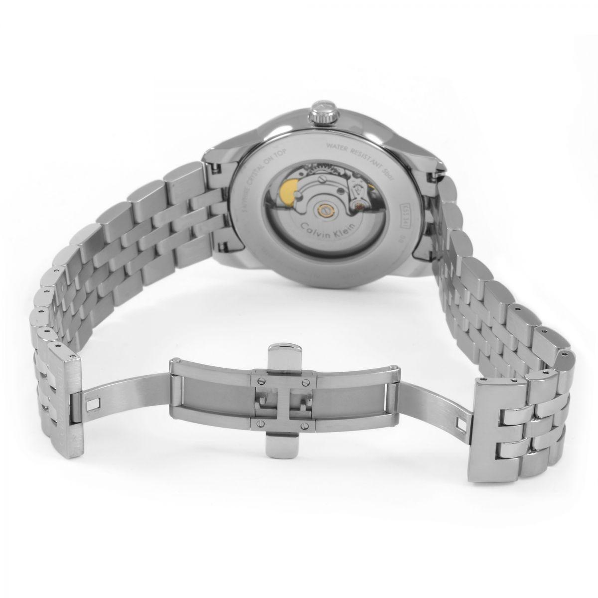 calvin klein automatic watch