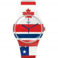 Unisex Swatch New Gent - Flagtime Watch