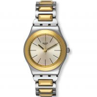 Damen Swatch Irony Medium - Bicartridge Watch YLS181G
