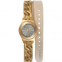 Damen Swatch Irony Lady - Double Me Watch YSG139
