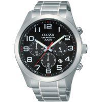 Mens Pulsar Chronograph Watch
