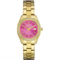 Damen Caravelle New York Perfectly Petite Watch 44M107