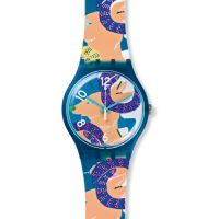 Unisex Swatch neu Herren - The Goats Keeper Uhr