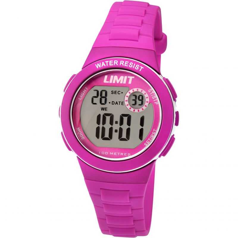 Childrens Limit Active Alarm Chronograph Watch 5584.24