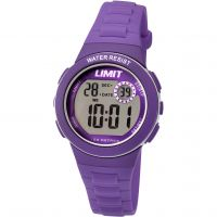 Kinder Limit Active Alarm Chronograph Watch 5585.24