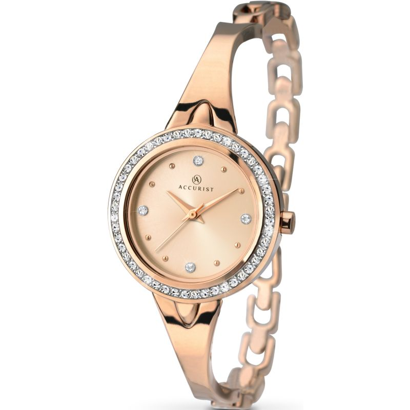 Ladies Accurist London Watch 8011
