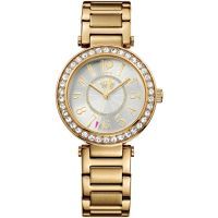 Juicy Couture Luxe Couture Dameshorloge Goud 1901151