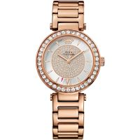 Juicy Couture Luxe Couture Dameshorloge Rose 1901152