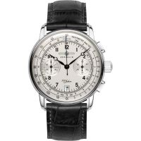 Herren Zeppelin 100 Jahre Chronograph Watch 7674-1