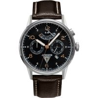Mens Junkers G38 Power Reserve Automatic Watch