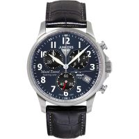 homme Junkers Mountain Wave Project Chronograph Watch 6894-3