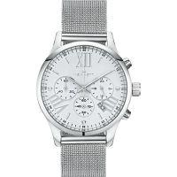 Damen Kennett Dame Savro Empire Milanaise-Geflecht  Chronograf Uhr