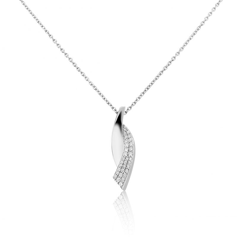 Jewellery 18ct White Gold