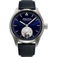 Herren Alpina Startimer Pilot Big Date Watch AL-280NS4S6