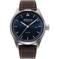 Herren Alpina Startimer Pilot Automatik Uhr