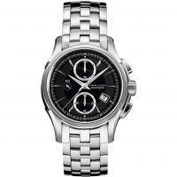 Mens Hamilton Jazzmaster Automatic Chronograph Watch