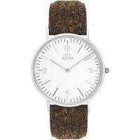 Unisex Birline Carloway Silber Uhr