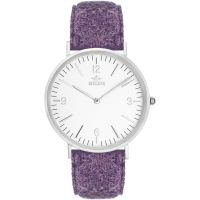 Unisex Birline Woodley Silver Watch BIR002111