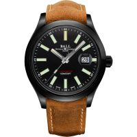 Herren Ball Engineer II Green Berets Chronometer Watch NM2028C-L4CJ-BK