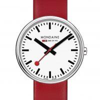 Damen Mondaine Mini Giant Watch A7633036211SBC