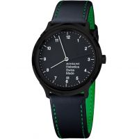 Mens Mondaine Helvetica No1 Regular Watch