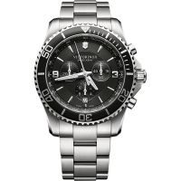 Herren Victorinox Swiss Army New Maverick Chronograph Watch 241695
