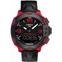 Mens Tissot T-Race Alarm Chronograph Watch