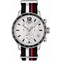 homme Tissot Quickster Chronograph Watch T0954171703701