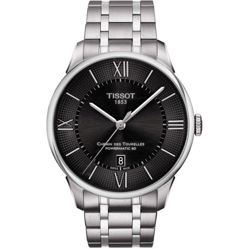 homme Tissot Chemin Des Tourelles Watch T0994071105800
