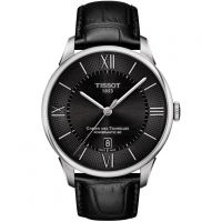 Mens Tissot Chemin Des Tourelles Automatic Watch