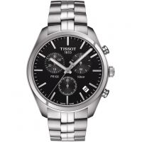Mens Tissot PR100 Chronograph Watch