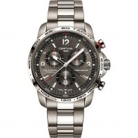 homme Certina DS Podium Precidrive Chronograph Watch C0016474408700