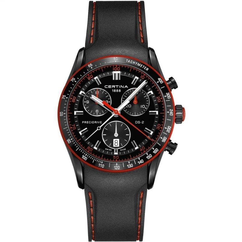 Herren Certina DS-2 Precidrive Chronograph Watch C0244471705133