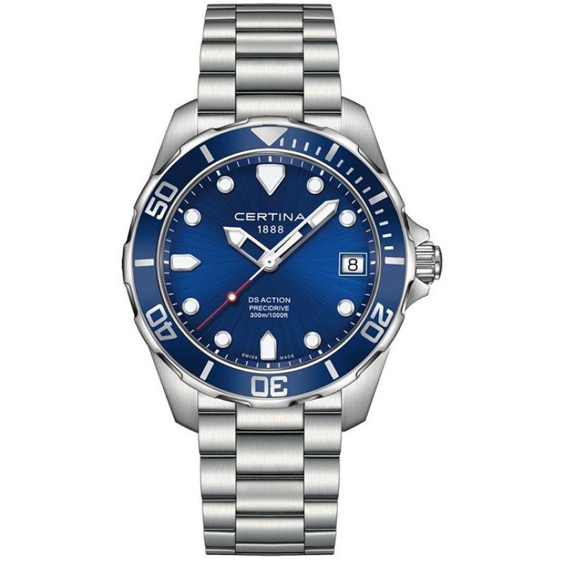 homme Certina DS Action Precidrive Watch C0324101104100