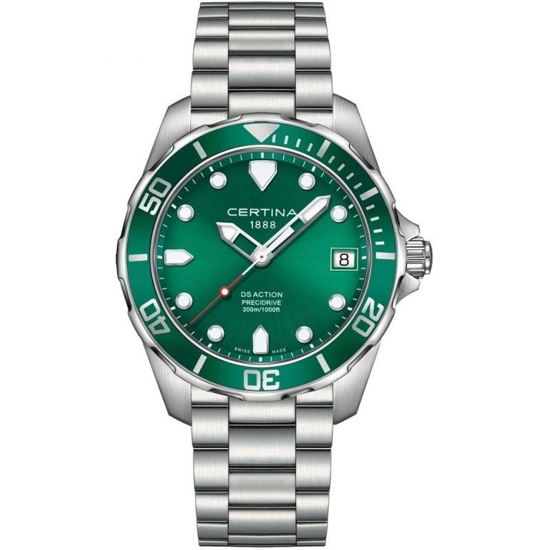 homme Certina DS Action Precidrive Watch C0324101109100