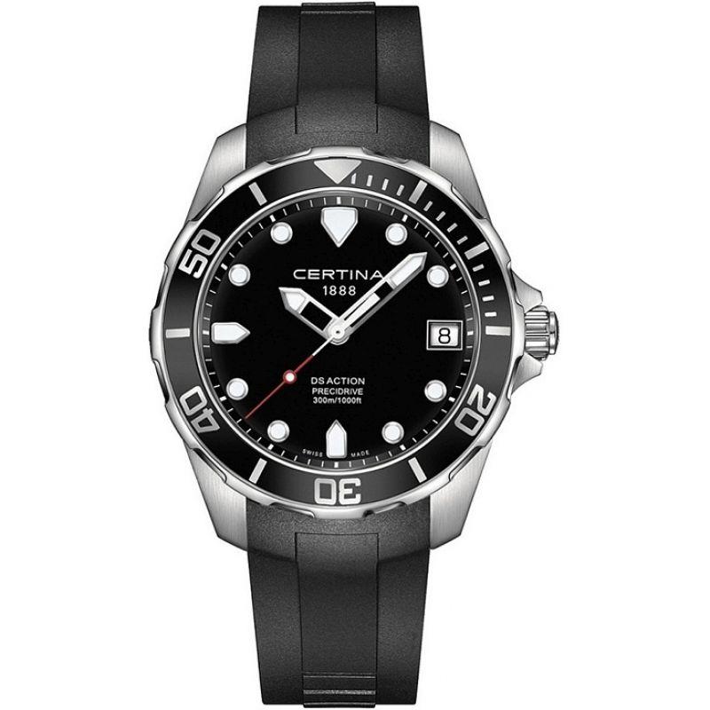Herren Certina DS Action Precidrive Watch C0324101705100