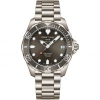 homme Certina DS Action Precidrive Watch C0324104408100