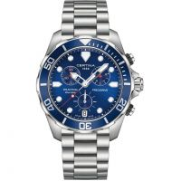 Herren Certina DS Action Precidrive Chronograf Uhr