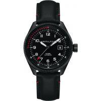 Mens Hamilton Khaki Takeoff Air Zermatt Automatic Watch